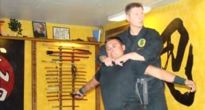 KIHON HAPPO with DEAN ROSTOHAR