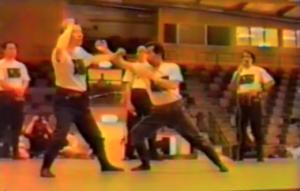 MASAAKI HATSUMI SWEDEN TAIKAI 1988 in Stockholm