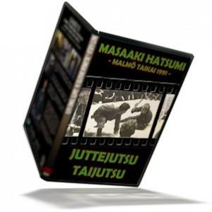 MASAAKI HATSUMI SWEDEN TAIKAI 1991 in Malmö