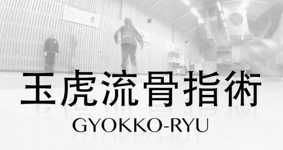Gyokko-ryu Churyaku