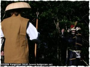 KUKISHIN-RYU BO-JUTSU with MATS HJELM